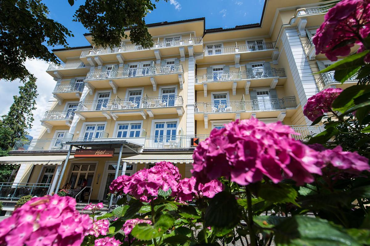 Our Hotel In Merano Meran Centre The Photo Gallery